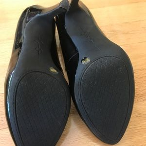 Jessica Simpson Shoes - Jessica Simpson Malia Black Patent Leather Pumps